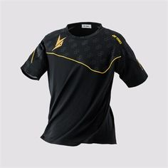 YONEX - 16000LDEX Men's T-Shirt http://www.yonexusa.com/sports/badminton/products/badminton/lin-dan-exclusive/16000ldex-mens-t-shirt/