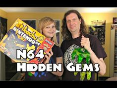 Kinsey is BACK with a stack of Nintendo 64 Hidden Gems for you game collectors!