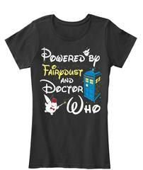 Powered by Doctor Who Ladies | Whovian Store