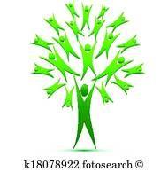 Multi Social Solidarity Tree Hands Clipart K14699485 Hand Illustration Clip Art Medical Illustration