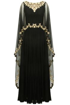 Women's Fashion Plus Size Chiffon Outerwear Patchwork Sexy Black Maxi Dress Evening Party Prom Dress Abaya Fashion, Muslim Fashion, Indian Fashion, Fashion Dresses, Women's Fashion, Fast Fashion, Fashion History, Fasion, Pakistani Dresses