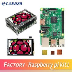 2017 Raspberry Pi 3 Model B Board + 3.5 Tft Raspberry Pi3 Lcd Touch Screen Display + Acrylic Case + Heat Sinks For Raspbery Pi 3 Kit From Landzo2017, $38.25 | Dhgate.Com