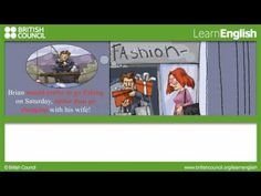▶ Expressing preference   Johnny Grammar   Learn English   British Council - YouTube