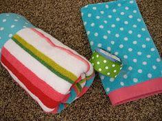 Sweet Charli: Beach Towel All-In-One Bag!!