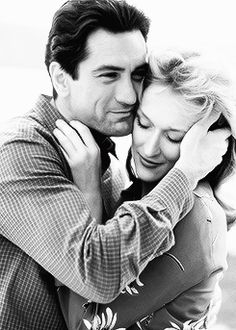 Meryl Streep and Robert De Niro | Falling in Love