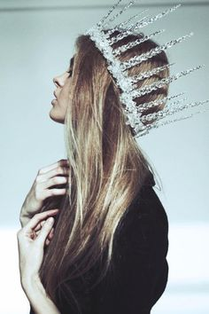 I want the ice crown