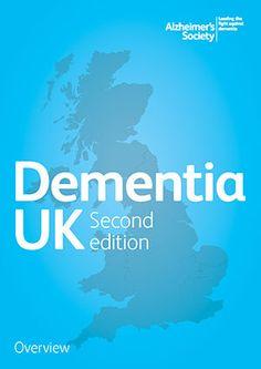 Cover for thr Dementia UK report