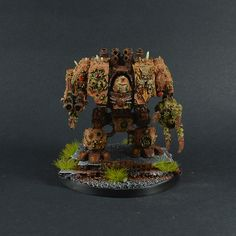 NURGLE DEATH GUARD DREADNOUGHT