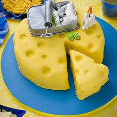 Sleeping Mouse Cake