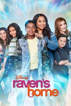 Watch Raven's Home: Season 2 Episode 11 For Free Online - WatchHax - Watch TV Shows Online, Watch Movies Online for Free Full Stars Disney Channel, Disney Channel Shows, Disney Shows, Ravens Home Disney, Series Da Disney, Raven Symone, Rabe, Watch Tv Shows, Tv Shows Online