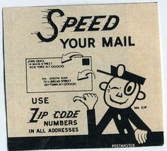 The U.S. introduced zip codes on July 1, 1963. The United States Postal Service introduced zip codes so it was easier to sort and deliver mail.