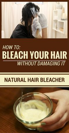 Natural Hair Bleacher: How To Bleach Your Hair Without Damaging It?