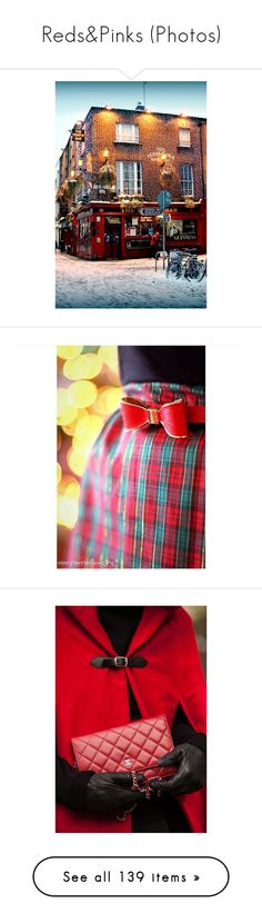 """Reds&Pinks (Photos)"" by sunshineb ❤ liked on Polyvore featuring skirts, mini skirts, grey, women's clothing, tartan skirt, red skirt, green plaid mini skirt, red plaid skirt, gray mini skirt and backgrounds"