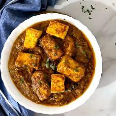 Best Paneer Recipes, Healthy Indian Recipes, Tasty Vegetarian Recipes, Indian Dessert Recipes, Spicy Recipes, Curry Recipes, Cooking Recipes, Indian Paneer Recipes, Chaat Recipe