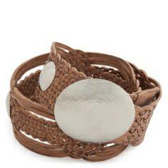 #cinturón #modacasual #boho #marrón  #verano #ss2014  #piel #complementos #moda #accesorios #accessories #fashion #style #summer