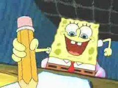 Spongebob Death Note :) One of my favorite things on the internet.
