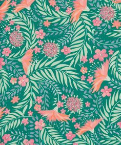 Liberty Art Fabrics Delilah X Tana Lawn Cotton | Home | Liberty.co.uk