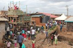 Improving public space in Kibera
