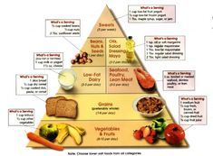 The Dash Diet Pyramid more like the live healthier an longer :)