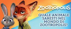 libri che passione: Zootropolis nuovo film d'animazione firmato Walt D...