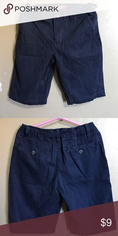 Blue boy shorts Great for the summer. For everyday use. In good conditions. Arizona Jean Company Bottoms Shorts
