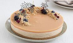 Den bedste karamel cheesecake - Liv Martine opskrift | Dr. Oetker