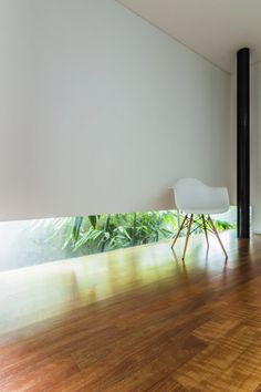 low window / eames chair | via atelier riri