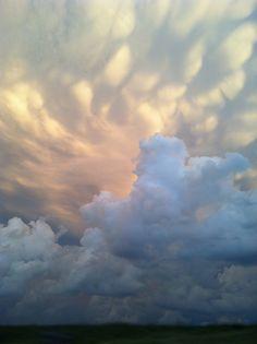 Stormy sky!