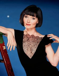 {Phryne Fisher Daily} LOVE the vintage clothes she wears in her shows!!!! Stunning from head to toe.