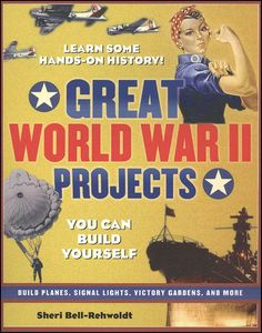 Great World War II Projects You Can Build Yourself brings one of the most defining periods of American and world history to life with hands-on projects. 6th Grade Social Studies, Teaching Social Studies, Teaching History, History Activities, Teaching Tips, Stem Activities, Educational Activities, American History Lessons, History Magazine