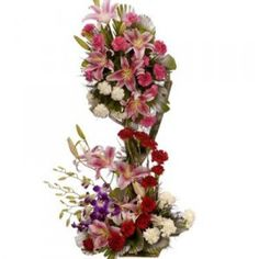 Exotic Arrangement for Mumbai delivery. Assured home delivery to Mumbai.  Visit our site : www.mumbaiflowersdelivery.com/flowers/high-end-flower-arrangements.html