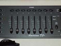 American dj dmx-512 Operator in Musical Instruments & Gear, Stage Lighting & Effects, Controllers & Dimmers | eBay