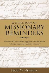 30 things to remember as a missionary