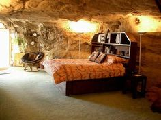 Cave hotel??