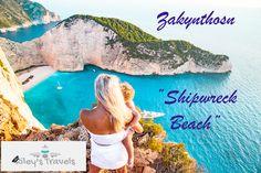 Shipwreck Beach _ Greece
