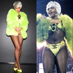 """Beyoncé Called Lil Kim """"The Original Queen B"""" And Recreated Five Of Her Looks, And We Can't Deal"""
