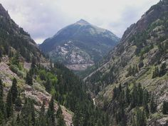 View from Silverton.