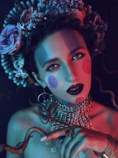 October 2016 Editorial - These October 2016 editorial trends range from dreamy celebrity covers to glittering makeup portraits that spotlight conceptual looks. In addition ...