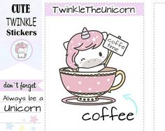 A172| coffee stickers,coffee to go stickers,starbucks,donuts stickers,cappuccino,tea time,kawaii planner stickers,live planner,happy planner by twinkletheunicorn. Explore more products on http://twinkletheunicorn.etsy.com