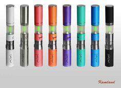 Apoloe e-Zigarette A518mini mit C8 Verdampfer im trendigen Style: http://www.e-zigarette-kamland.de/elektrische-zigarette-startersets-luxus/305-e-zigarette-starterset-a518-c-mini-single.html