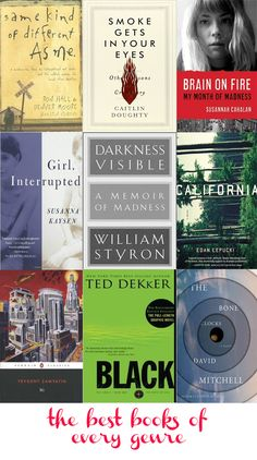 Best Books of Every Genre Part 2
