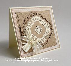 Victorian Paper Queen: Craft Hoarders Hop for June...