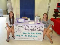 This is my daughter Alaina and her friend michelle maple Shade girl leads fight against bullying while helping sick kids - Maple Shade Progress - South Jersey Local News