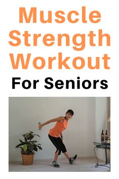 Senior Free Weight Exercise - - Pick up your weights and challenge yourself with these senior muscle strengthening exercises to ward off atrophy and osteoporosis. Exercise Fitness, Fitness Workout For Women, Healthy Exercise, Health And Fitness Tips, Excercise, Exercise Videos, Exercise Ball, Exercise Routines, Fitness Exercises
