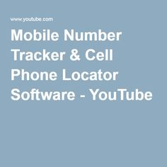 tracking phone number on iphone