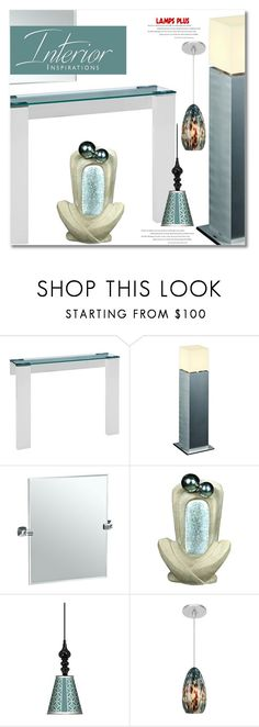 """""""Interior inspiration"""" by svijetlana ❤ liked on Polyvore featuring interior, interiors, interior design, home, home decor, interior decorating, Universal Lighting and Decor, Gatco, Yosemite Home Décor and Giclee Gallery"""