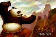 Kung Fu Panda by wendichen.deviantart.com on @deviantART