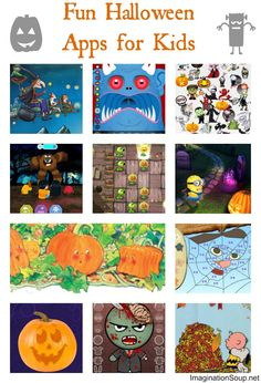 Fun Halloween Apps for Kids