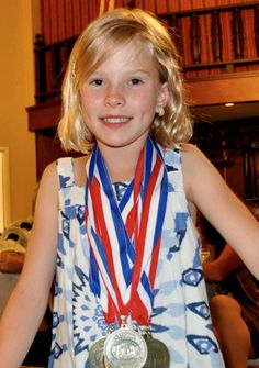 SF 11-year-old makes fly-casting history