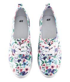 9e964af56da aaand more floral sneakers